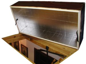Pull-Down Attic Stair Cover