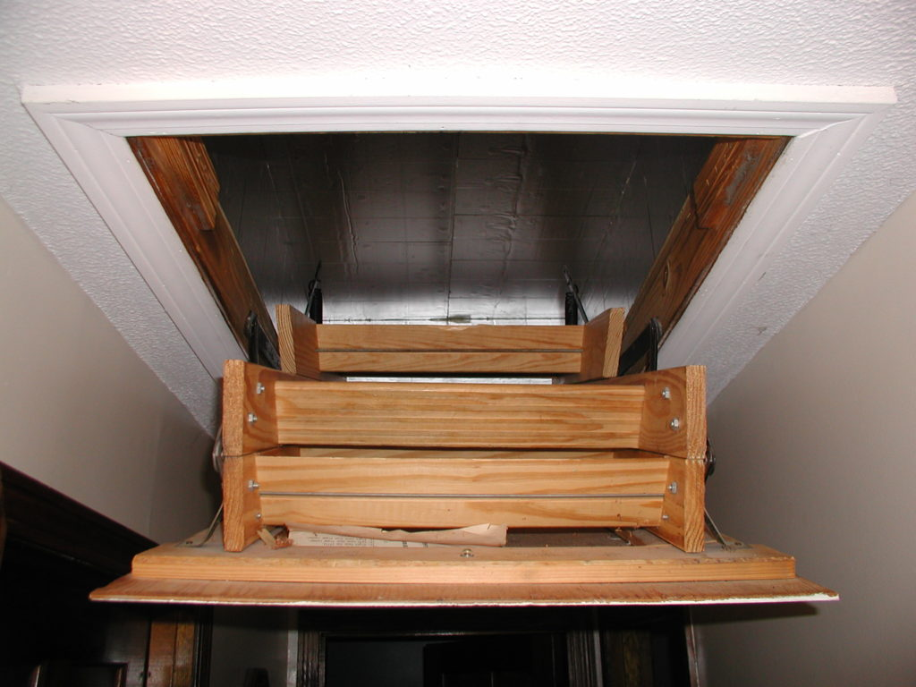 Closing Stairs